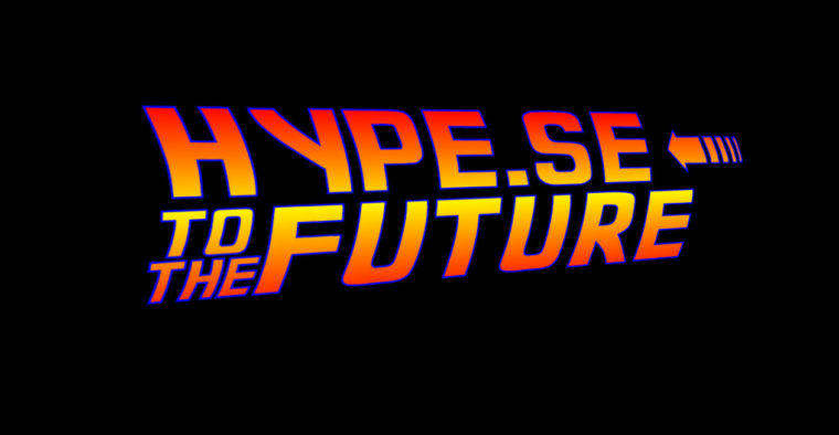 HYPE.se to the Future