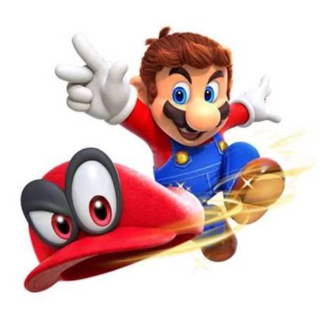 Super Mario odessey