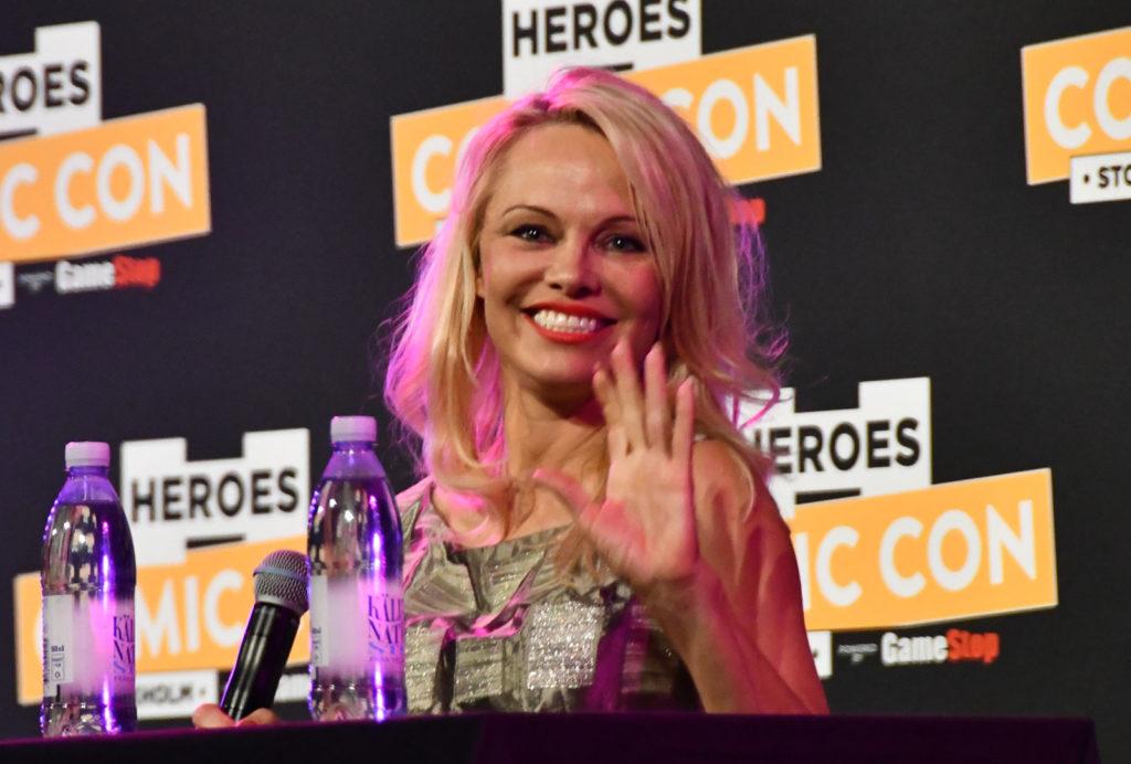Comic-Con Pamela Anderson