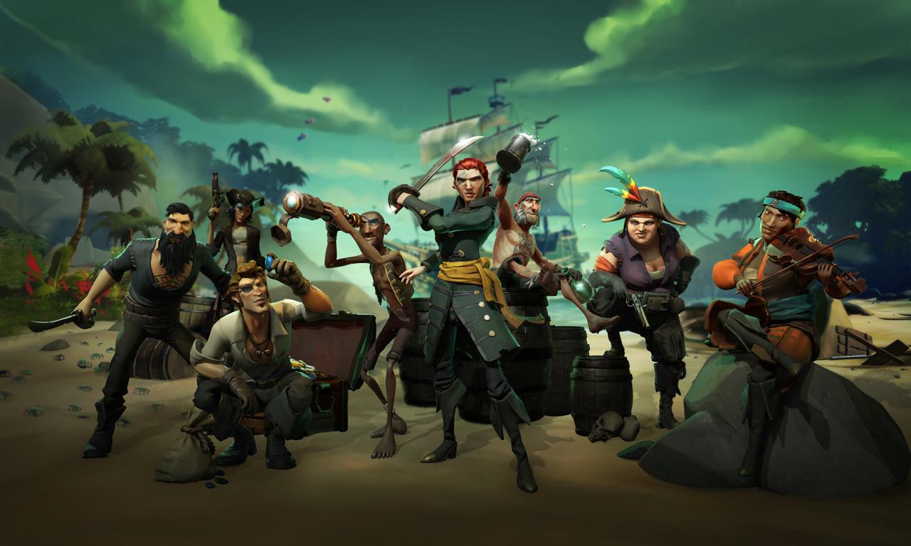 sea of thieves - photo #9