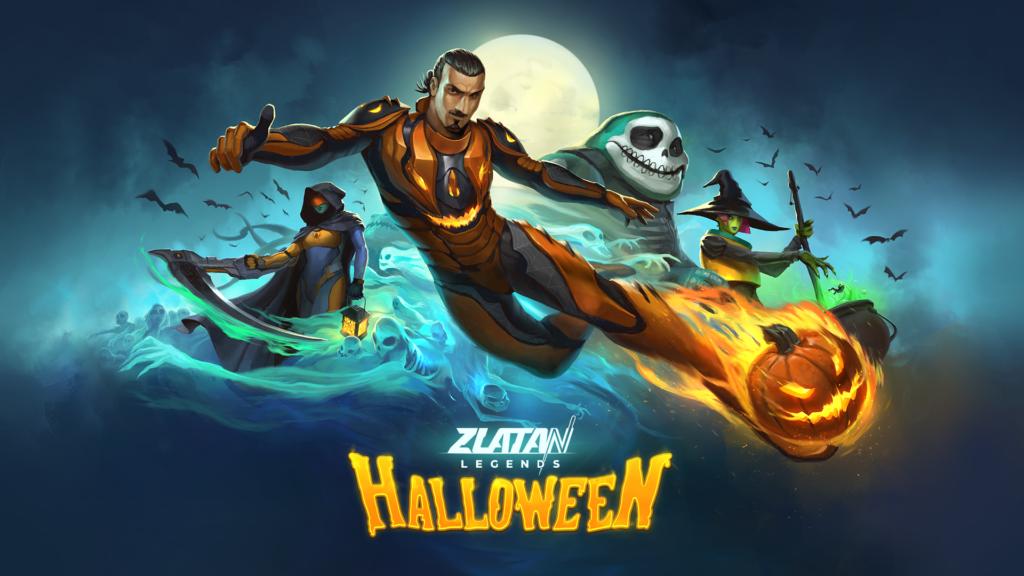 Zlatan Legends Halloween