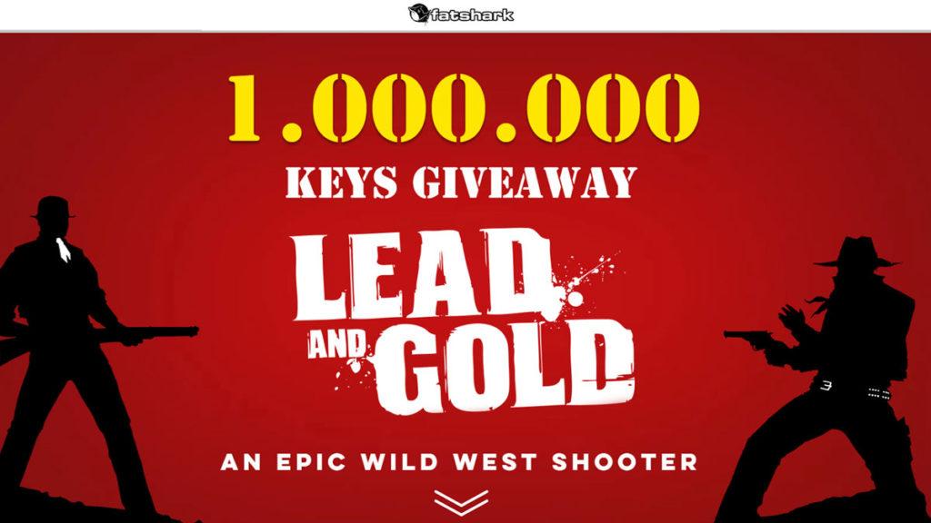 lead and gold 1 miljon nycklar fatshark