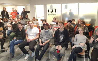 Boden Business Park Game Jam