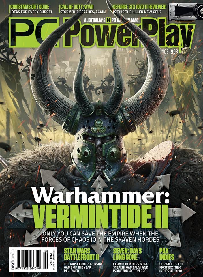 Vermintide 2 PC Power Play Australien