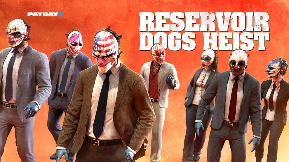 Reservoir Dogs Heist starbreeze