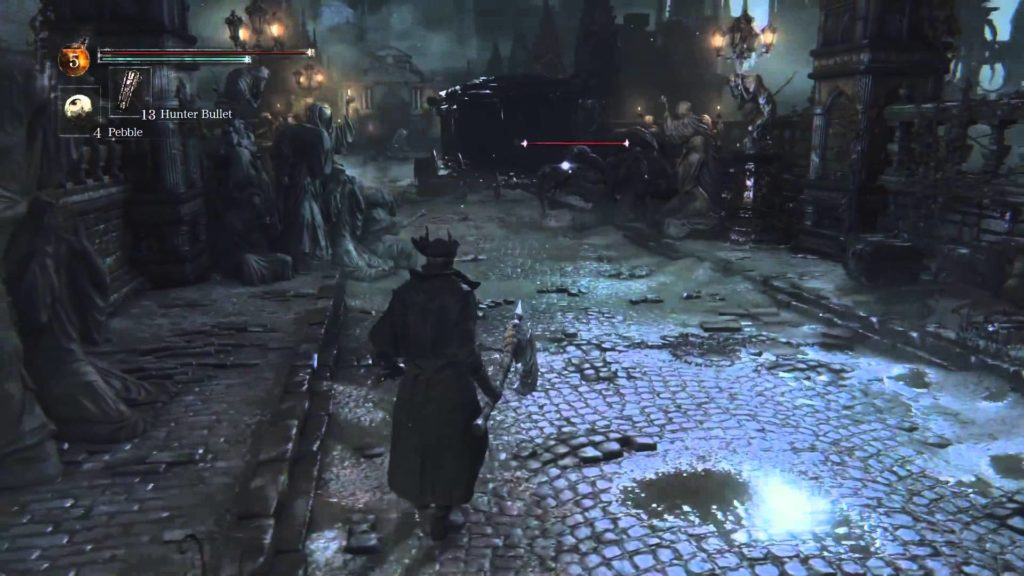 bloodborne playstation plus ps4