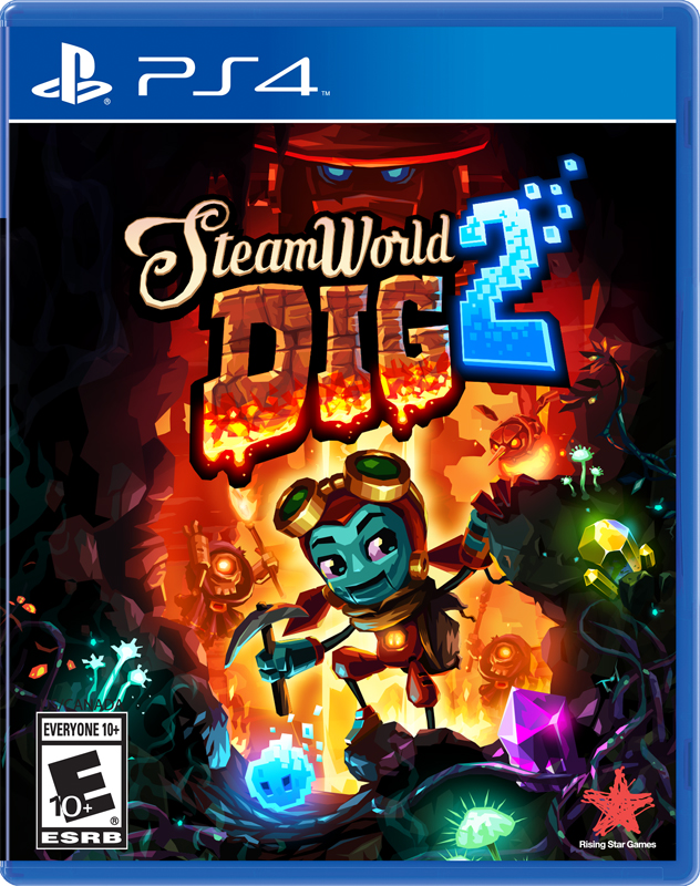 Steamworld Dig 2 Playstation 4