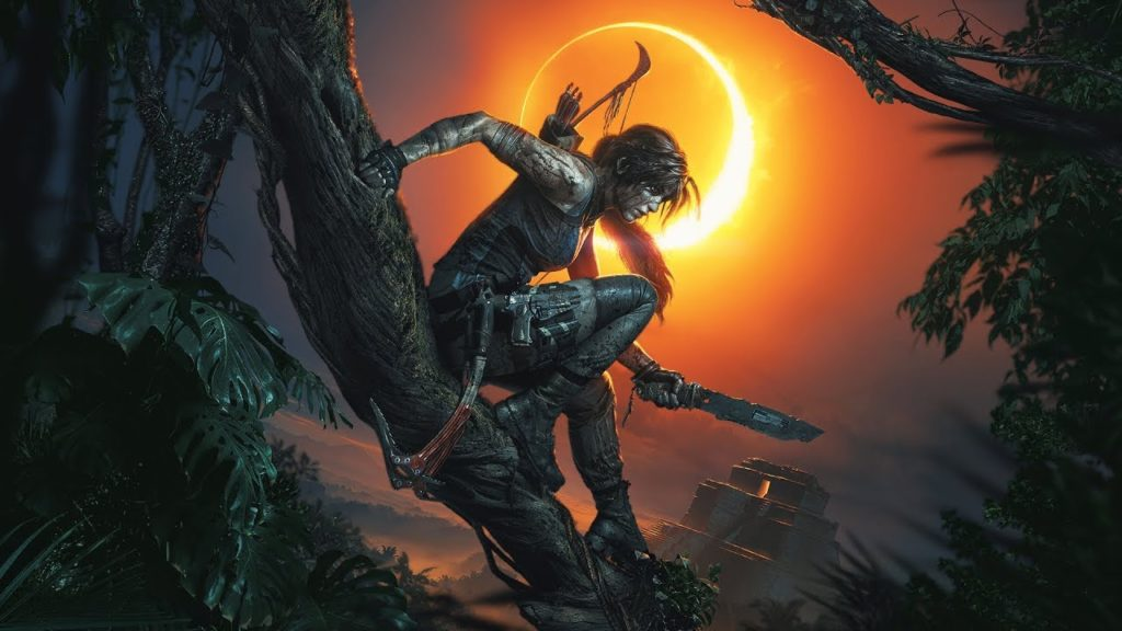 Shadow of the Tomb Raider - The End of the Beginning lara croft