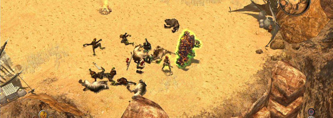 Titan Quest Playstation 4 thq nordic