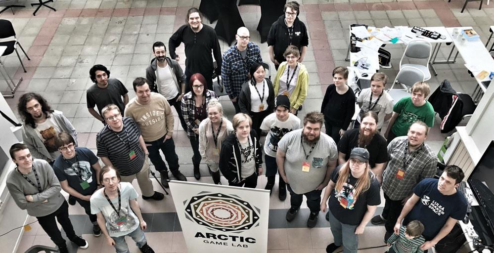 arctic game lab