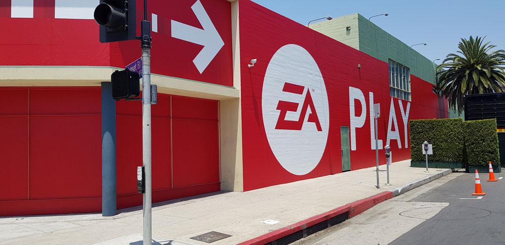 EA Play 2018 Los Angeles