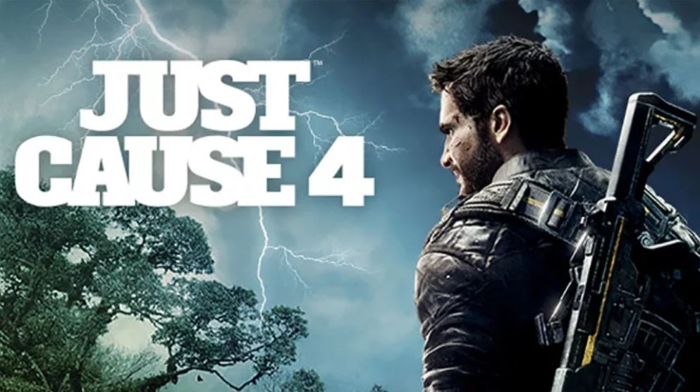 Just Cause 4 avalanche