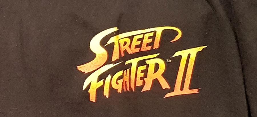 Streetfighter Forever 21