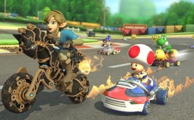 Mario Kart 8 Link
