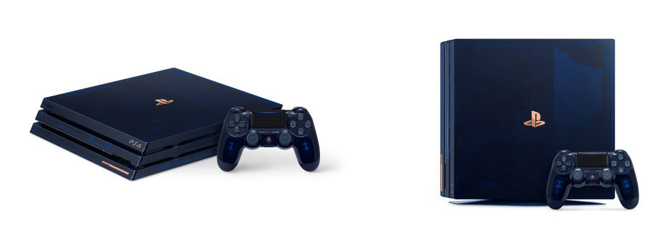 Playstation 4 pro limitied edition ps4