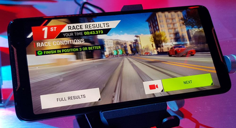 Asus gaming mobil
