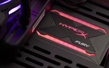 HyperX Fury SSD