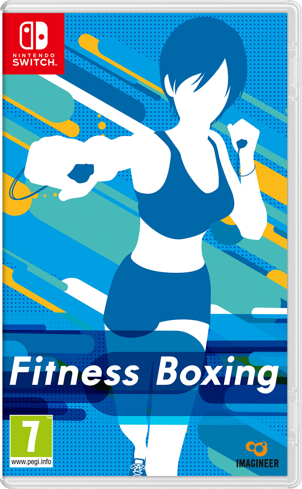 Fitness Boxing Switch