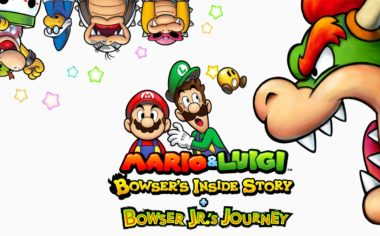 Mario & Luigi Bowser's Inside Story + Bowser Jr.'s Journey
