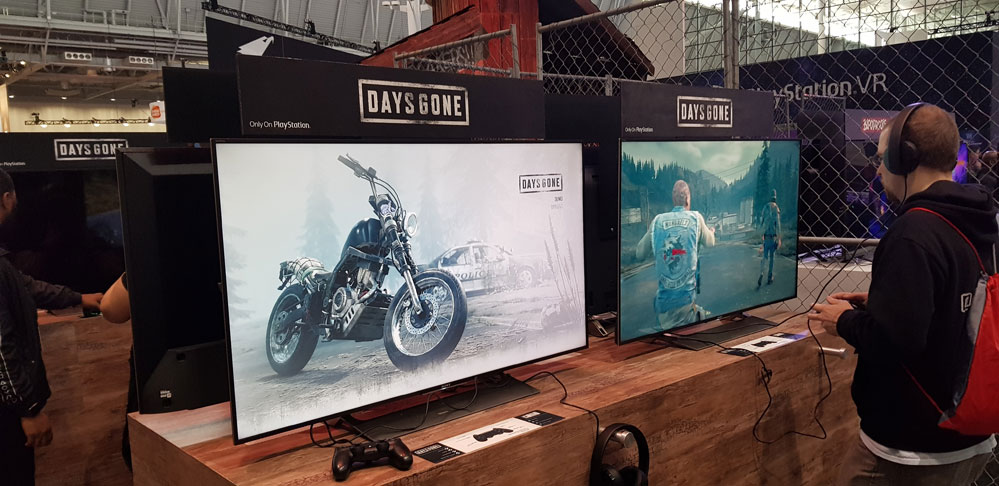 Days Gone PAX East