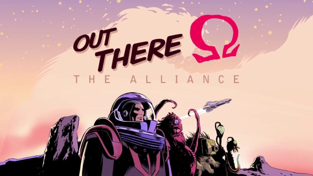 Out There: Omega The Alliance