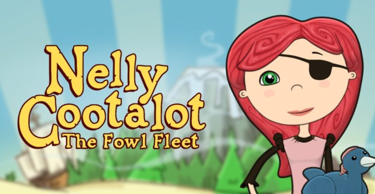 Nelly Cootalot The Fowl Fleet