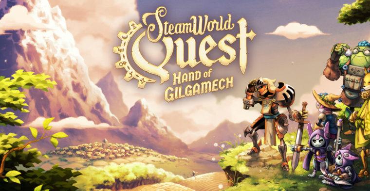 Steamworld-Quest-–-Hand-of-Gilgamech