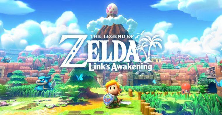The Legend of Zelda Link's Awakening Remake